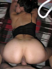Husband persuaded his mature wife o..