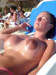 Nude beach voyeur spy, nudist girls,..