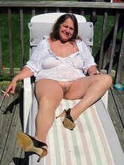 New York BBW Older heavier whore who..