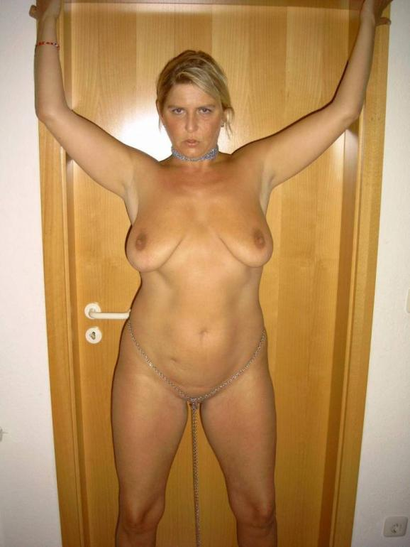 Shaved mature wives